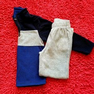 Boys Children's Place Polar Fleece Pants/Sweatshir